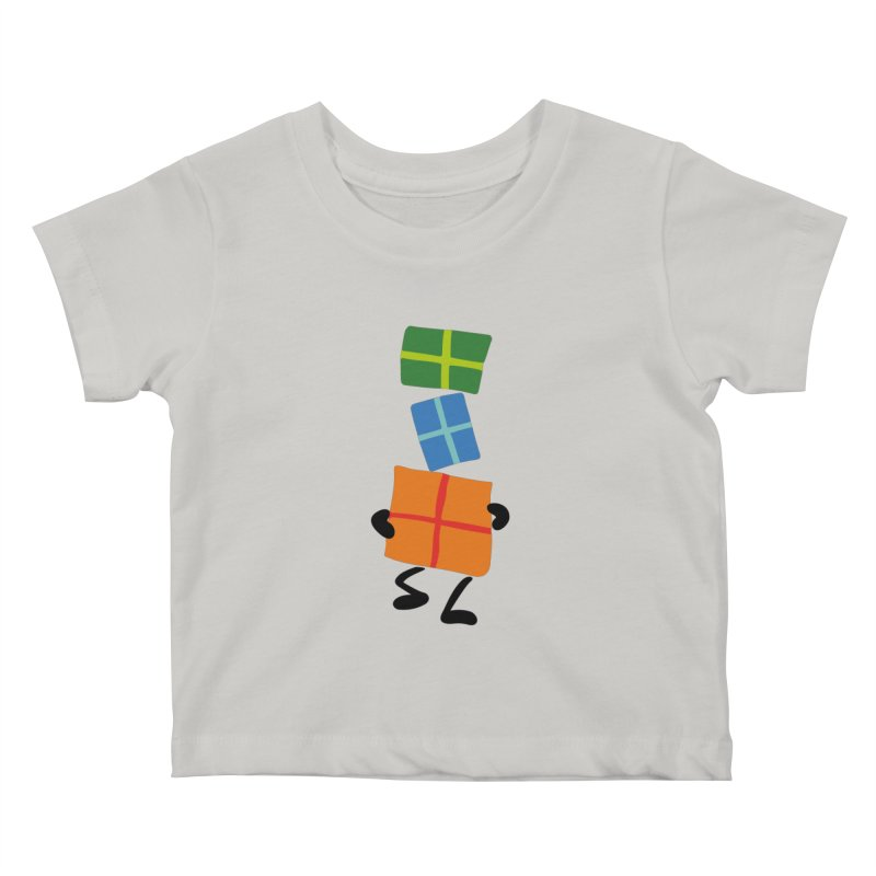 Gifts Kids Baby T-Shirt by Dicker Dandy