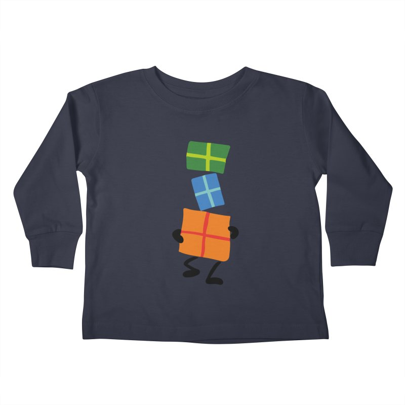 Gifts Kids Toddler Longsleeve T-Shirt by Dicker Dandy