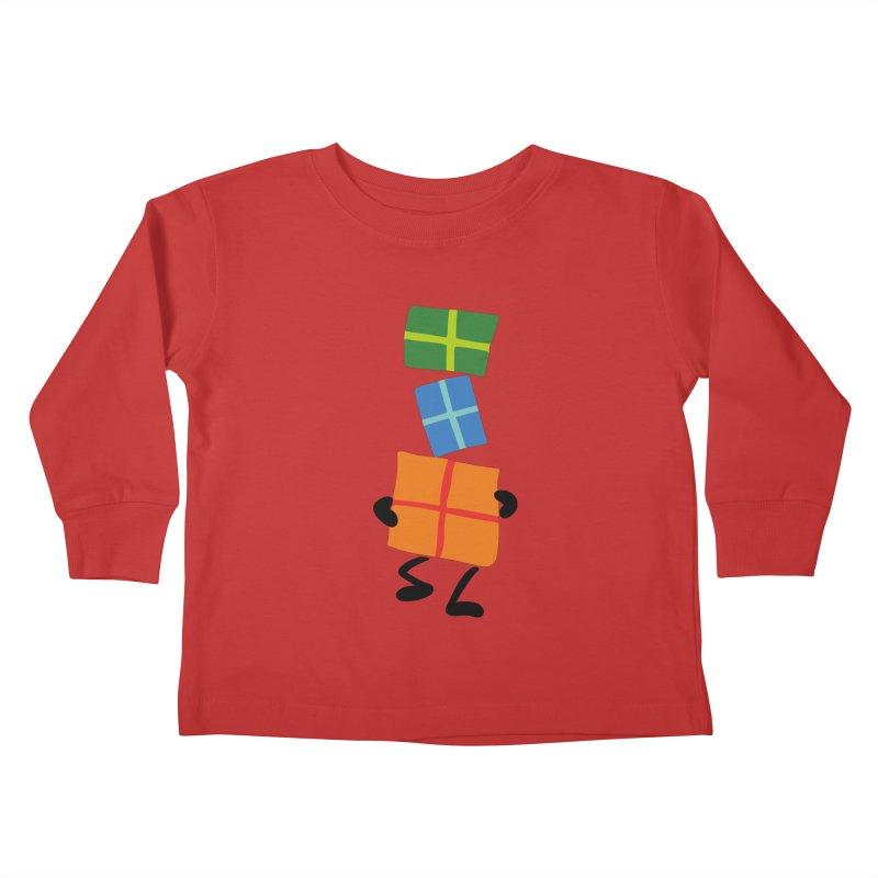 Gifts Kids Toddler Longsleeve T-Shirt by Dicker Dandy