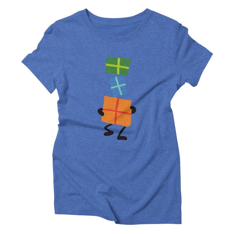 Gifts Women's Triblend T-Shirt by Dicker Dandy