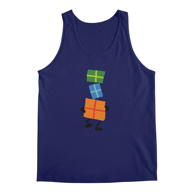Gifts Men's Regular Tank by Dicker Dandy
