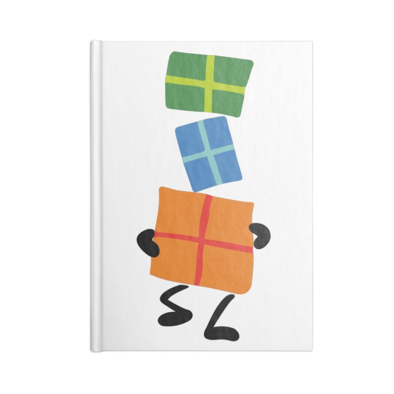 Gifts Accessories Notebook by Dicker Dandy