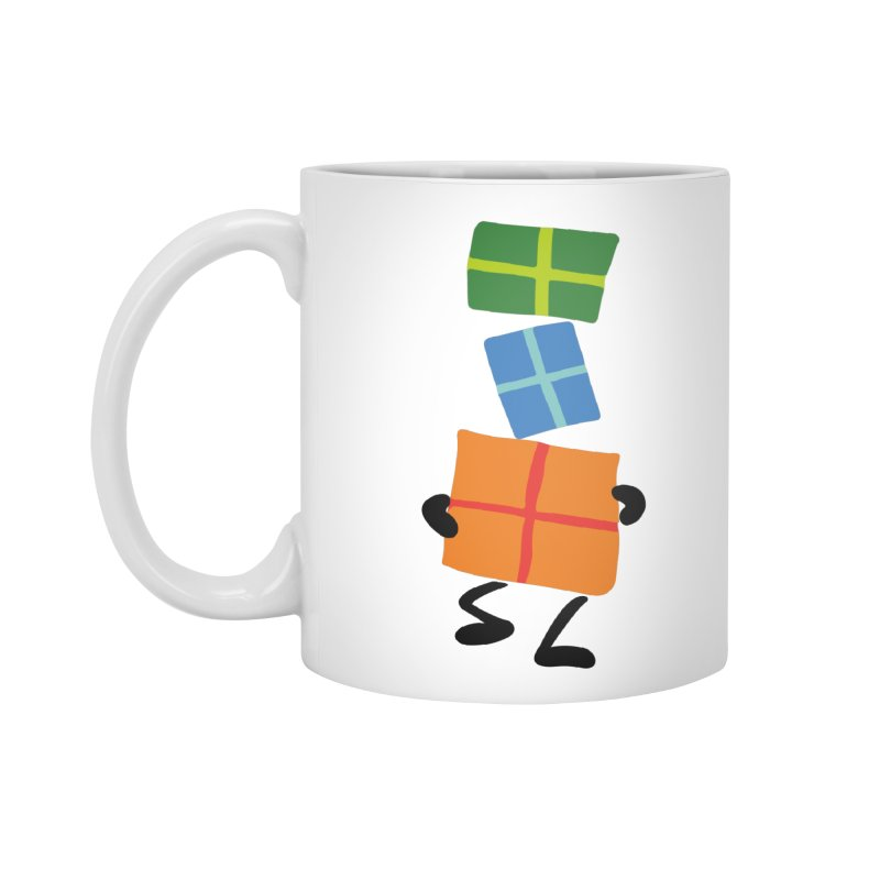 Gifts Accessories Mug by Dicker Dandy