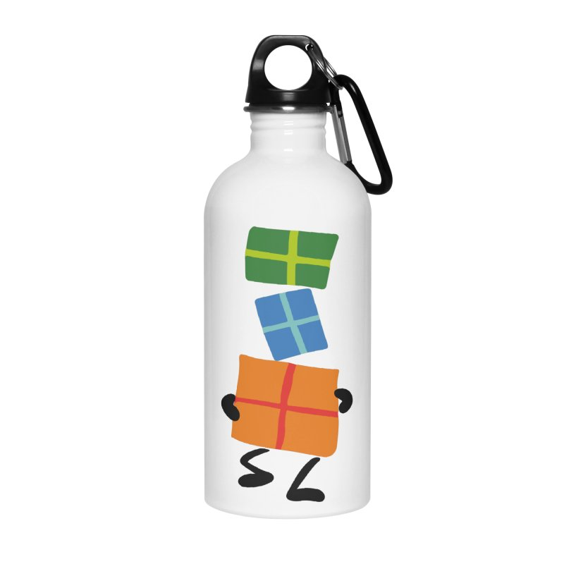 Gifts Accessories Water Bottle by Dicker Dandy