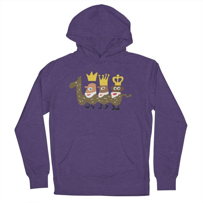Holy Kings Men's Pullover Hoody by Dicker Dandy
