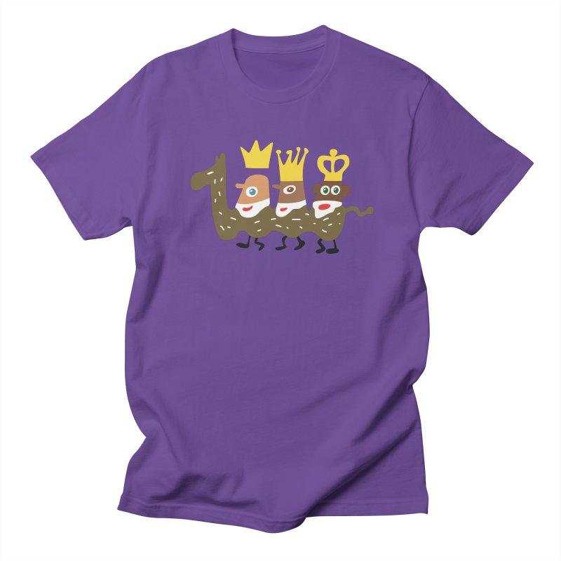 Holy Kings Women's Unisex T-Shirt by Dicker Dandy