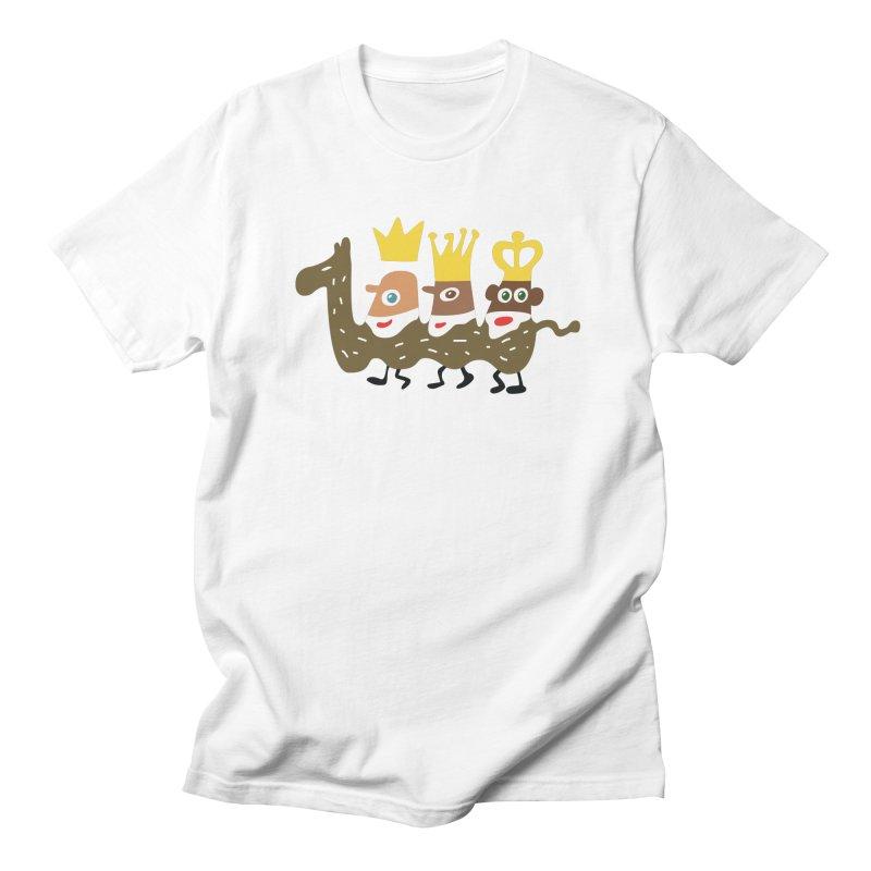 Holy Kings Men's T-Shirt by Dicker Dandy