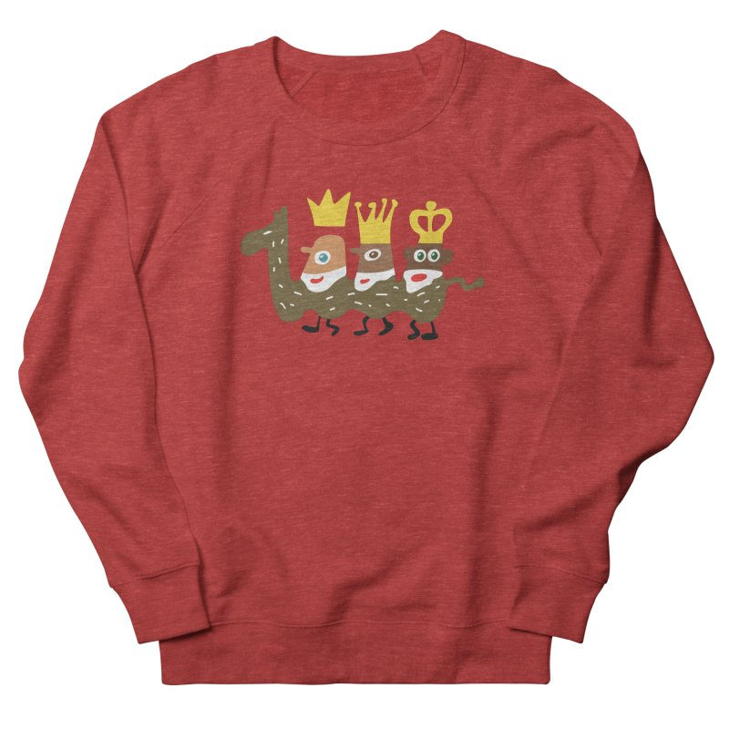 Holy Kings Men's Sweatshirt by Dicker Dandy