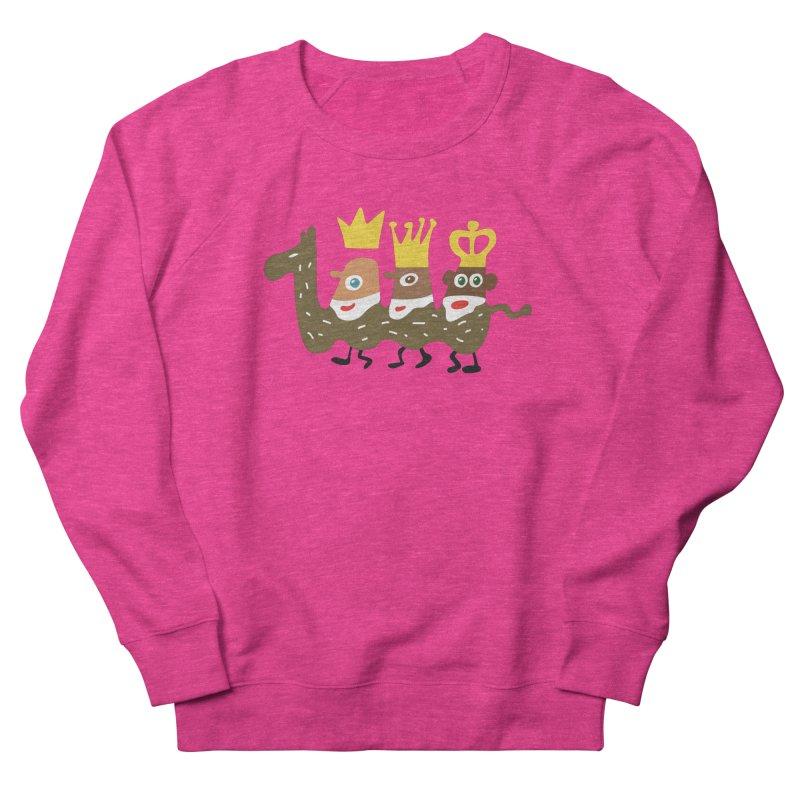 Holy Kings Men's Sweatshirt by Dicker Dandy