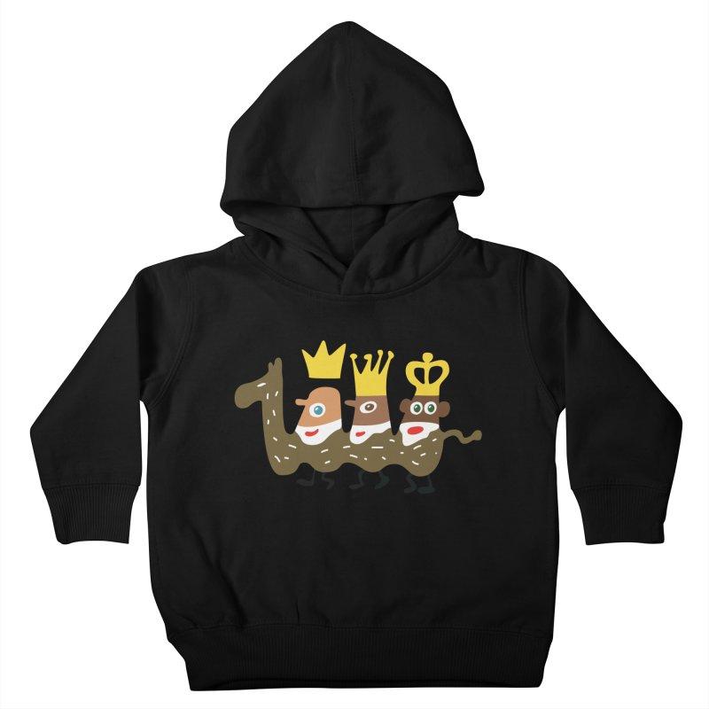 Holy Kings Kids Toddler Pullover Hoody by Dicker Dandy