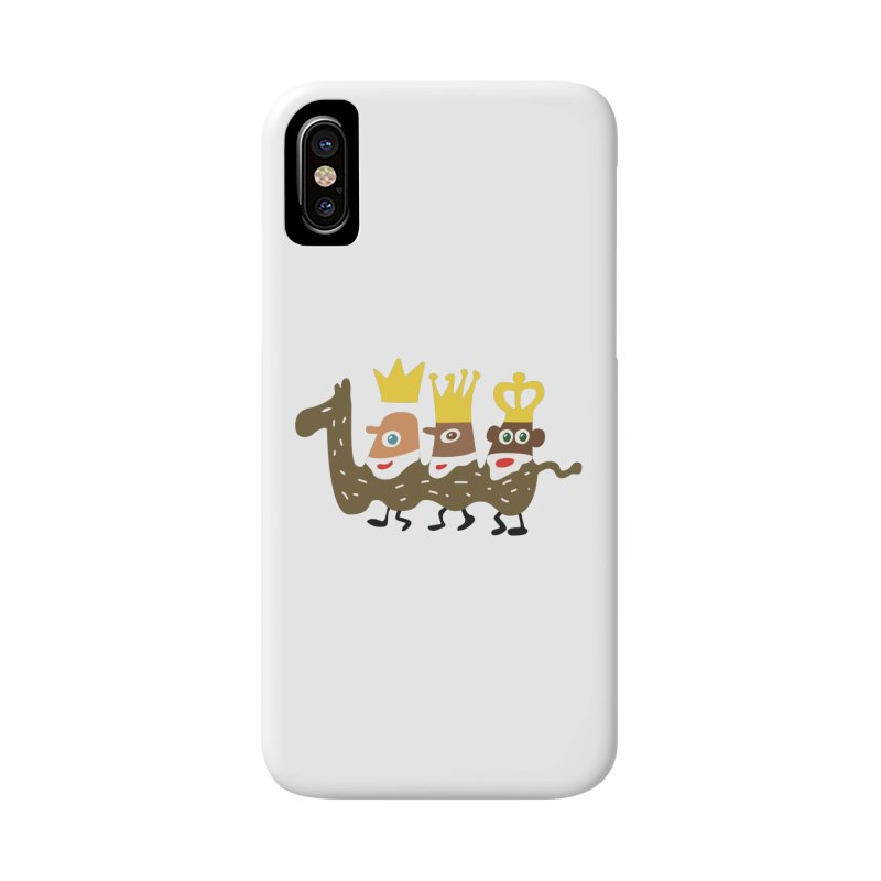 Holy Kings Accessories Phone Case by Dicker Dandy