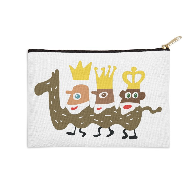 Holy Kings Accessories Zip Pouch by Dicker Dandy