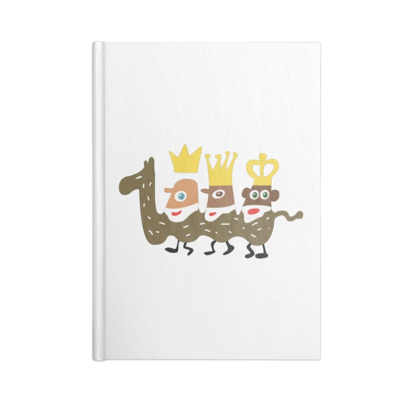 Holy Kings Accessories Notebook by Dicker Dandy