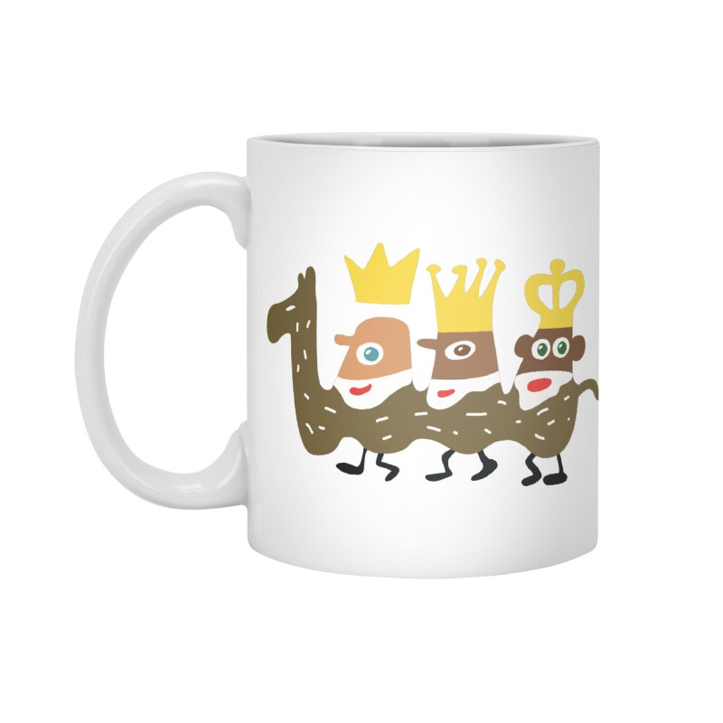 Holy Kings Accessories Mug by Dicker Dandy