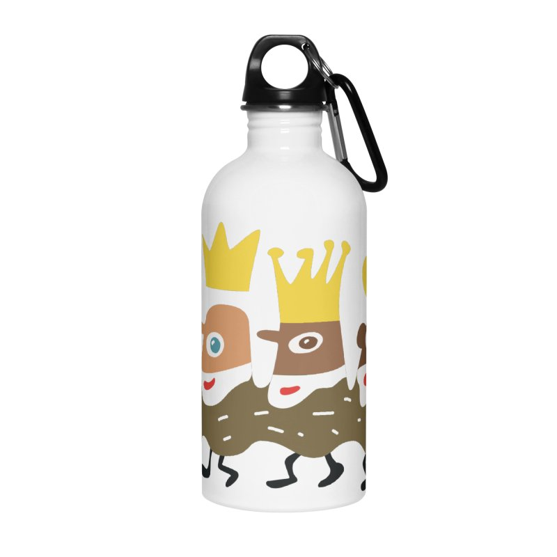 Holy Kings Accessories Water Bottle by Dicker Dandy
