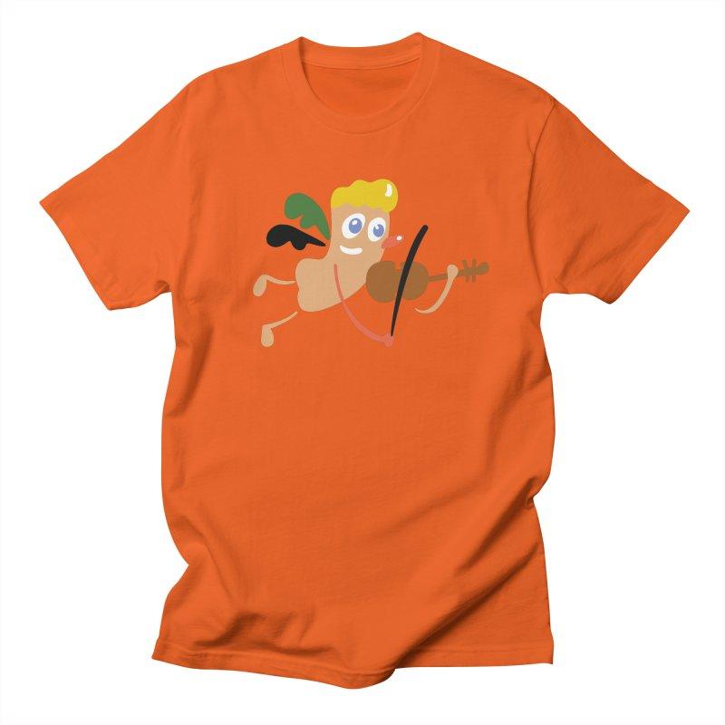 Little Angel Women's Unisex T-Shirt by Dicker Dandy