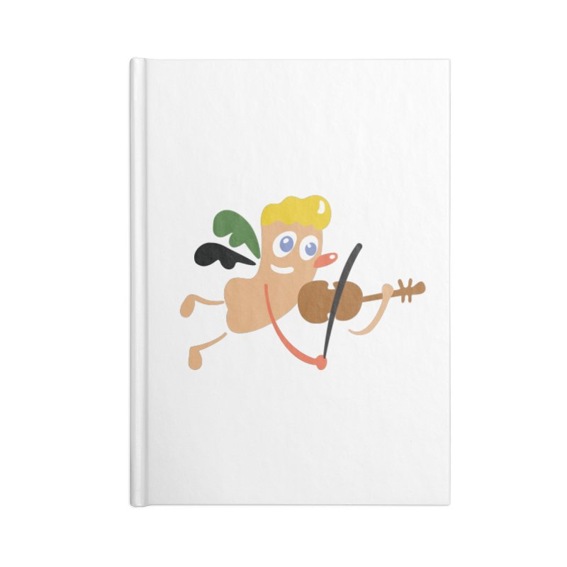 Little Angel Accessories Notebook by Dicker Dandy