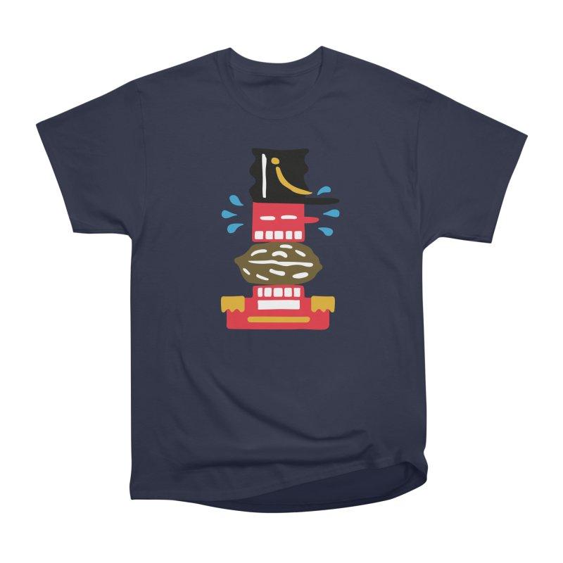 Nutcracker Men's Classic T-Shirt by Dicker Dandy