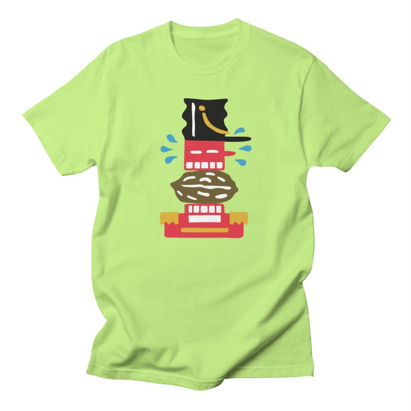 Nutcracker Women's Regular Unisex T-Shirt by Dicker Dandy