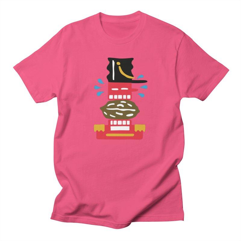 Nutcracker Women's Unisex T-Shirt by Dicker Dandy