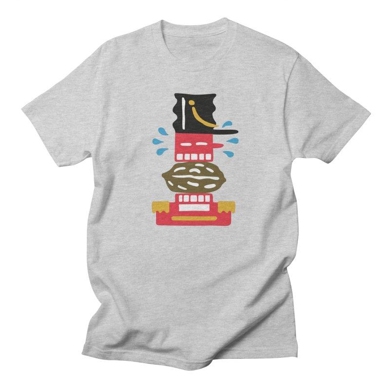 Nutcracker Men's Regular T-Shirt by Dicker Dandy