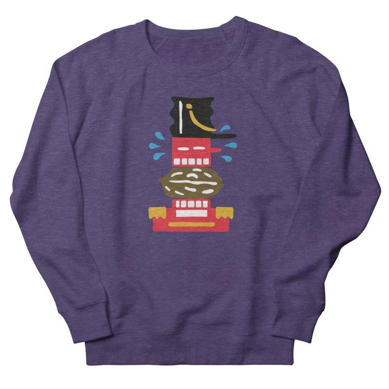 Nutcracker Women's French Terry Sweatshirt by Dicker Dandy