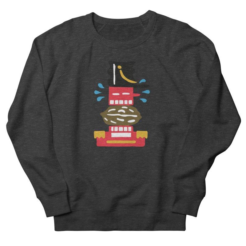 Nutcracker Men's Sweatshirt by Dicker Dandy