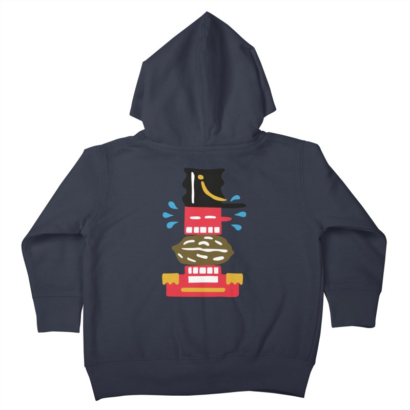 Nutcracker Kids Toddler Zip-Up Hoody by Dicker Dandy