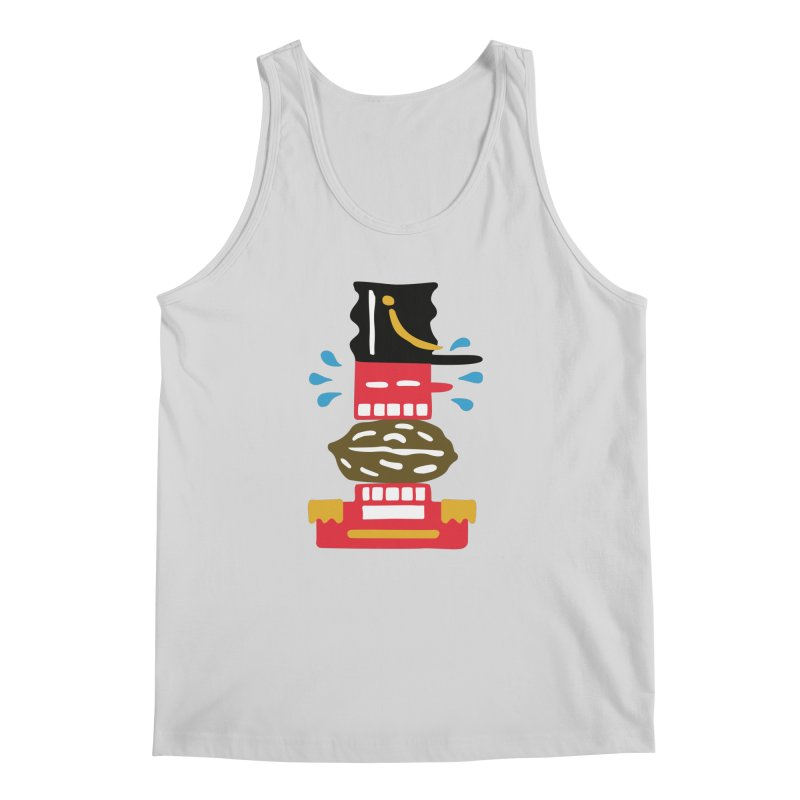 Nutcracker Men's Regular Tank by Dicker Dandy