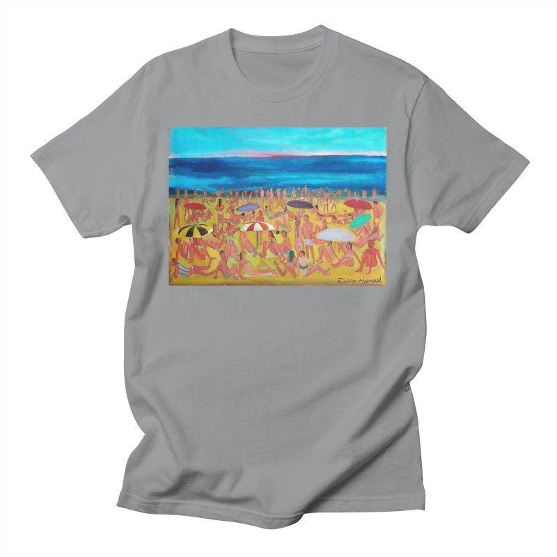 Playa Grande 2 Men's T-Shirt by Diego Manuel Rodriguez Artist Shop