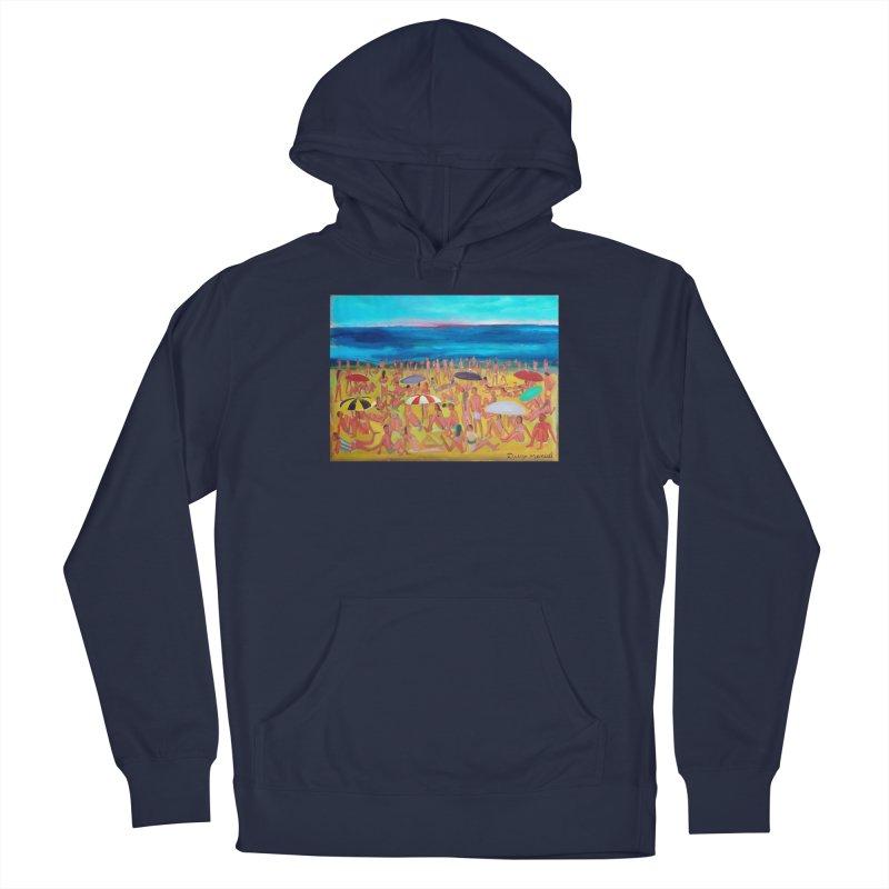 Playa Grande 2 Men's Pullover Hoody by Diego Manuel Rodriguez Artist Shop