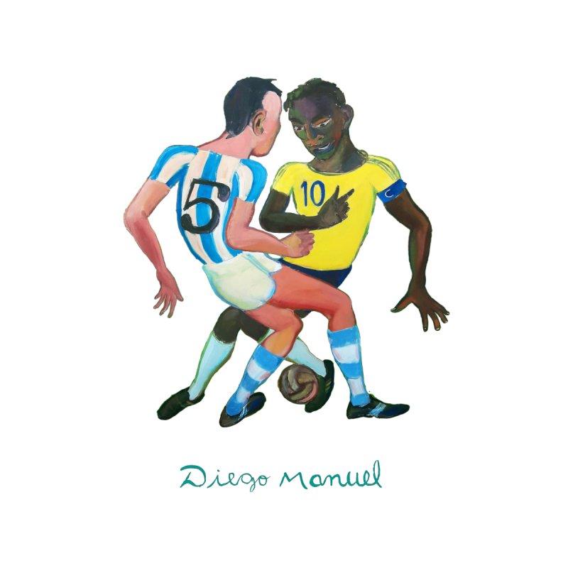 Brasil Argentina Kids Toddler T-Shirt by Diego Manuel Rodriguez Artist Shop