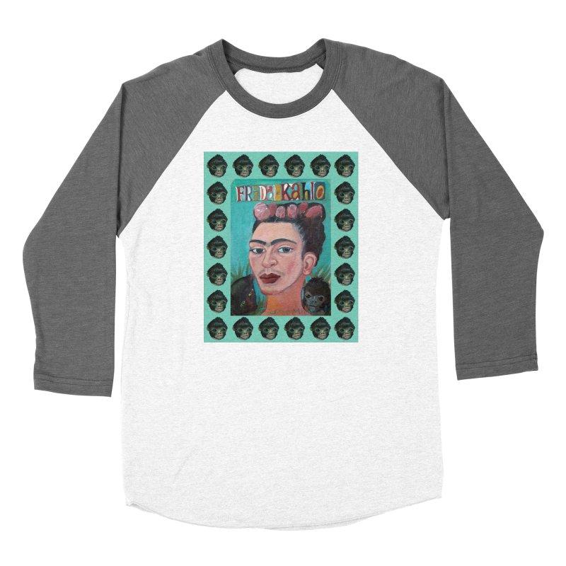 Frida 2 Women's Longsleeve T-Shirt by Diego Manuel Rodriguez Artist Shop