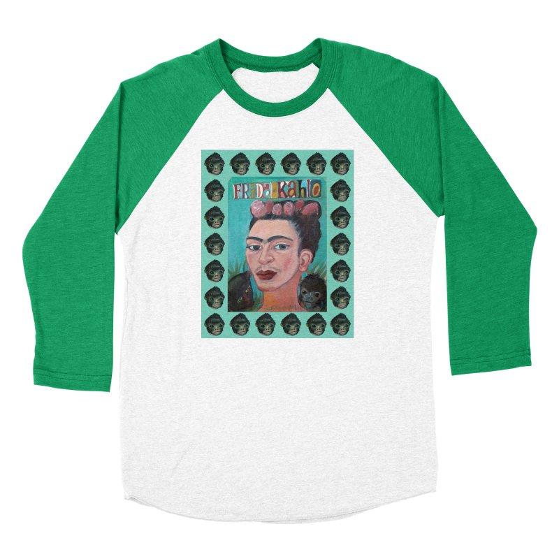 Frida 2 Men's Longsleeve T-Shirt by Diego Manuel Rodriguez Artist Shop