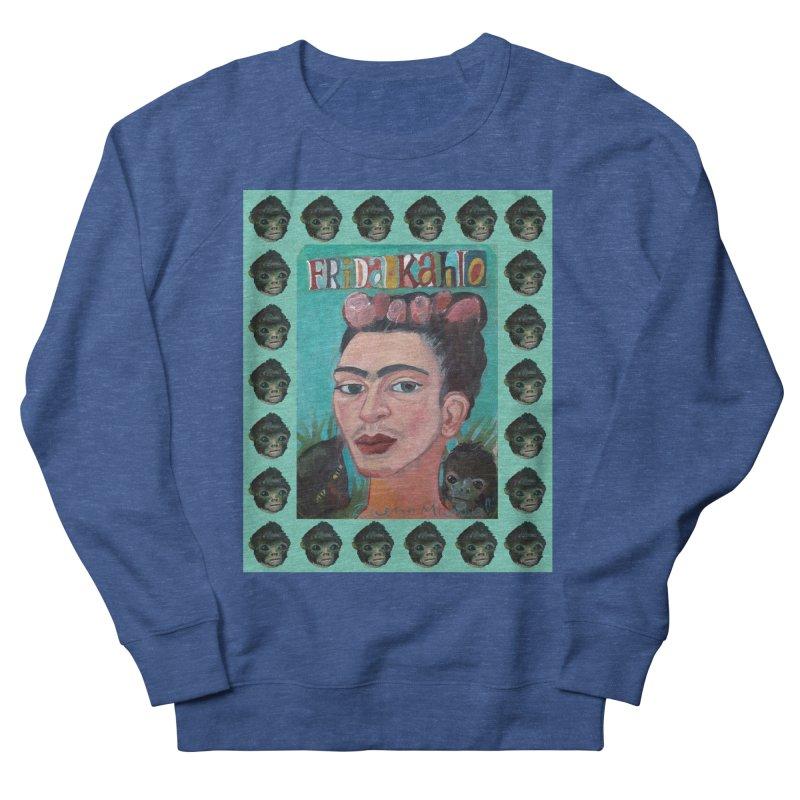 Frida 2 Men's Sweatshirt by Diego Manuel Rodriguez Artist Shop