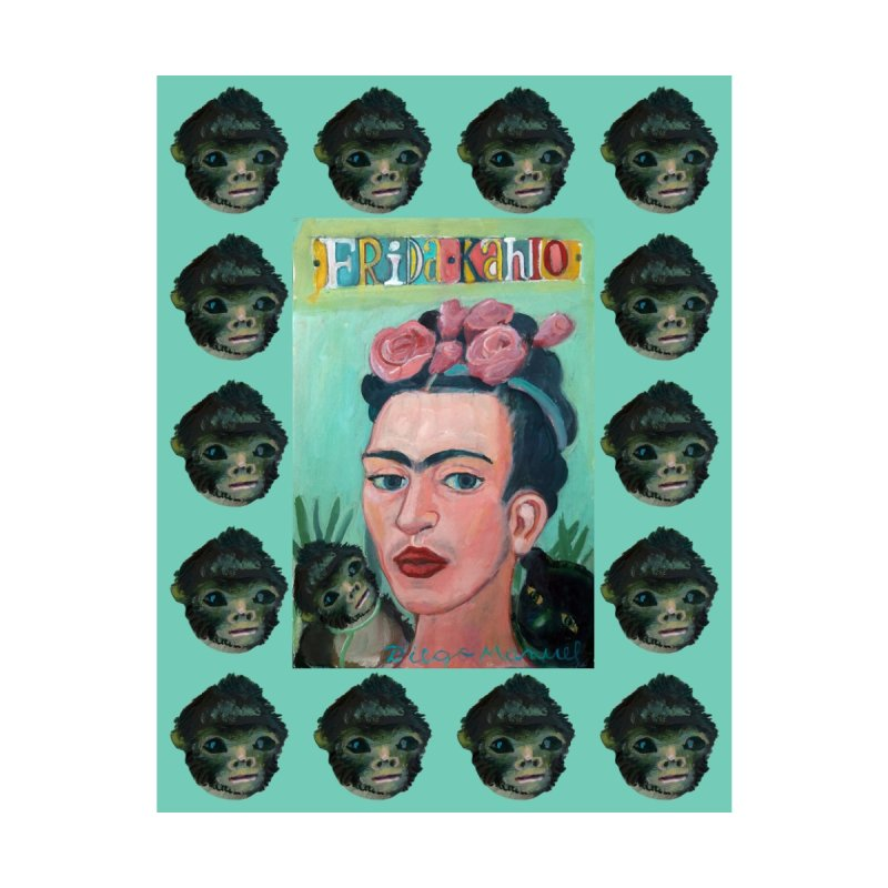 Frida 1 by diegomanuel's Artist Shop