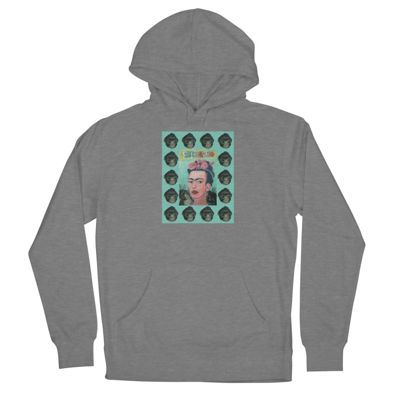 Frida 1 Women's Pullover Hoody by Diego Manuel Rodriguez Artist Shop