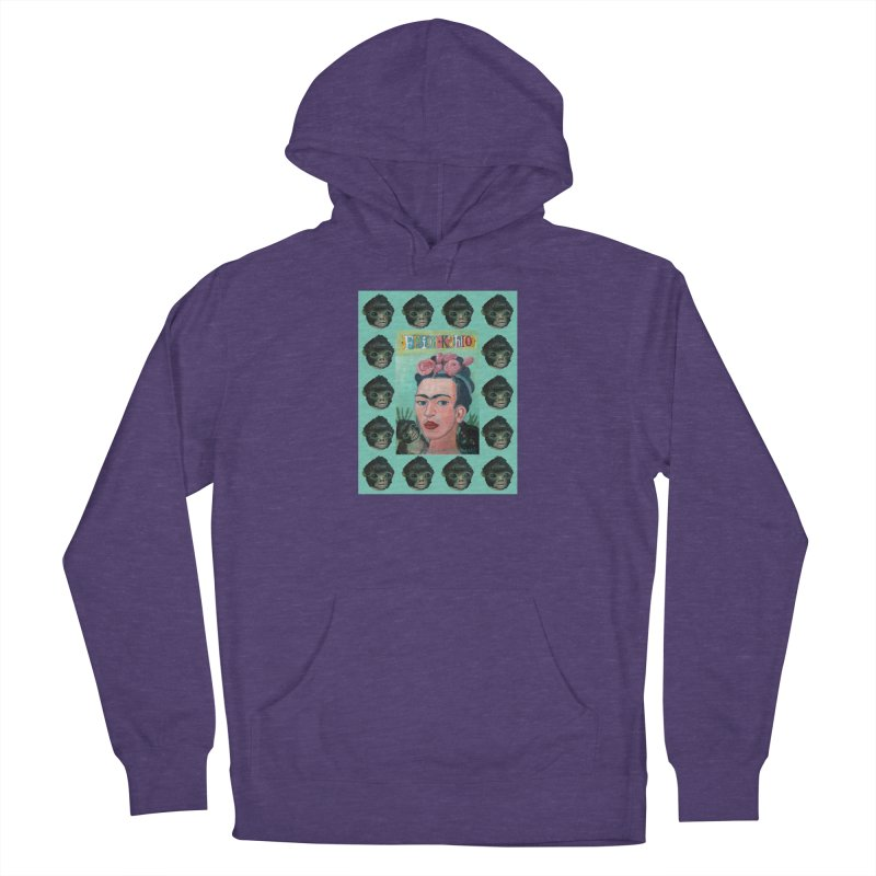 Frida 1 Men's Pullover Hoody by Diego Manuel Rodriguez Artist Shop