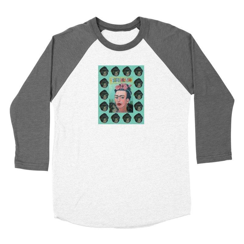 Frida 1 Women's Longsleeve T-Shirt by Diego Manuel Rodriguez Artist Shop