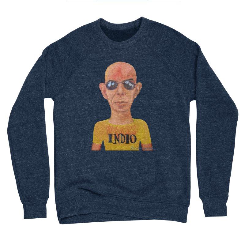 Indio rockstar Women's Sponge Fleece Sweatshirt by diegomanuel's Artist Shop