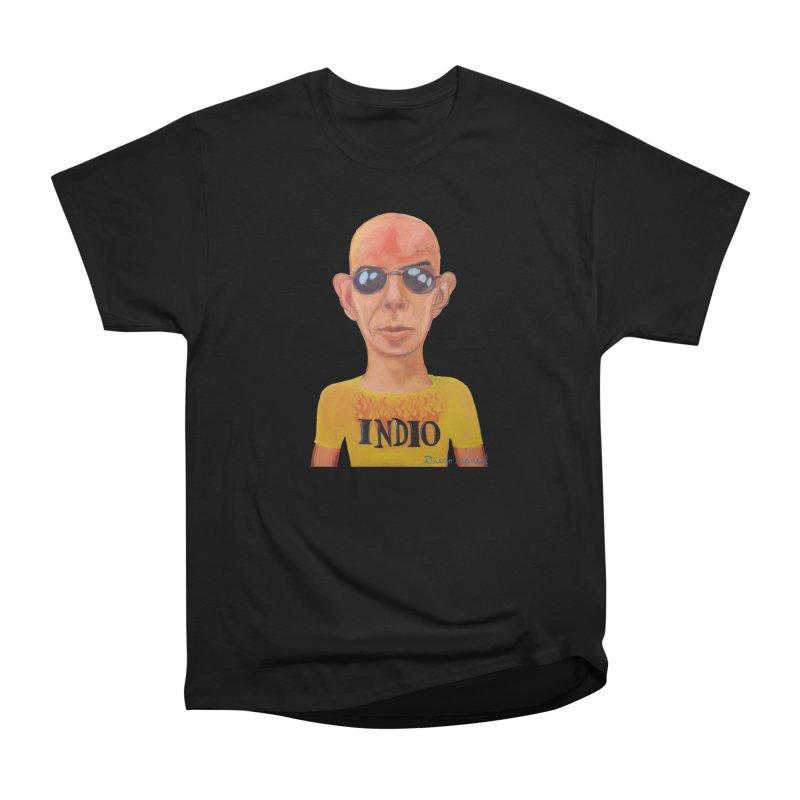 Indio rockstar Men's Heavyweight T-Shirt by diegomanuel's Artist Shop