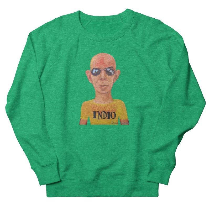 Indio rockstar Women's Sweatshirt by Diego Manuel Rodriguez Artist Shop