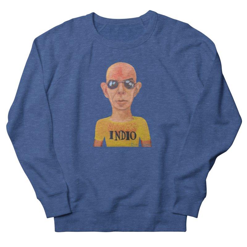 Indio rockstar Men's Sweatshirt by diegomanuel's Artist Shop