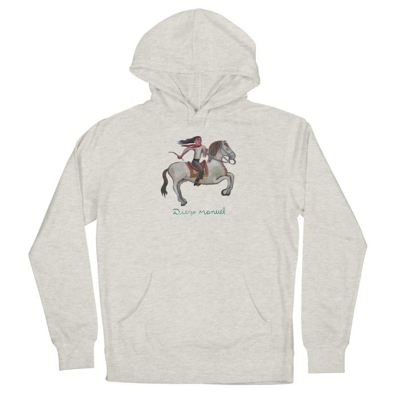 Gaucho rider Men's Pullover Hoody by Diego Manuel Rodriguez Artist Shop