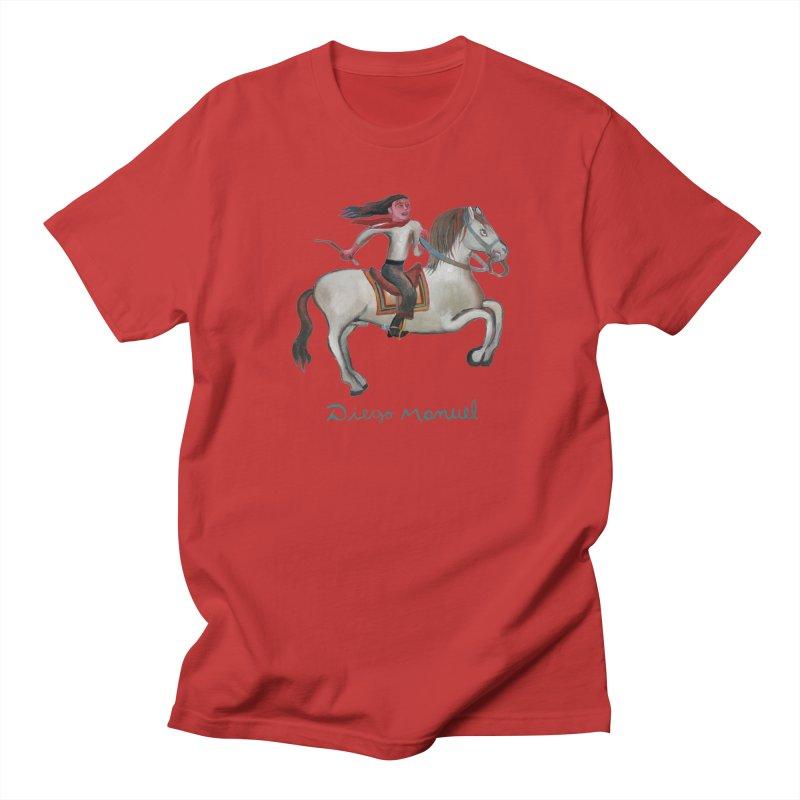 Gaucho rider Women's Regular Unisex T-Shirt by diegomanuel's Artist Shop