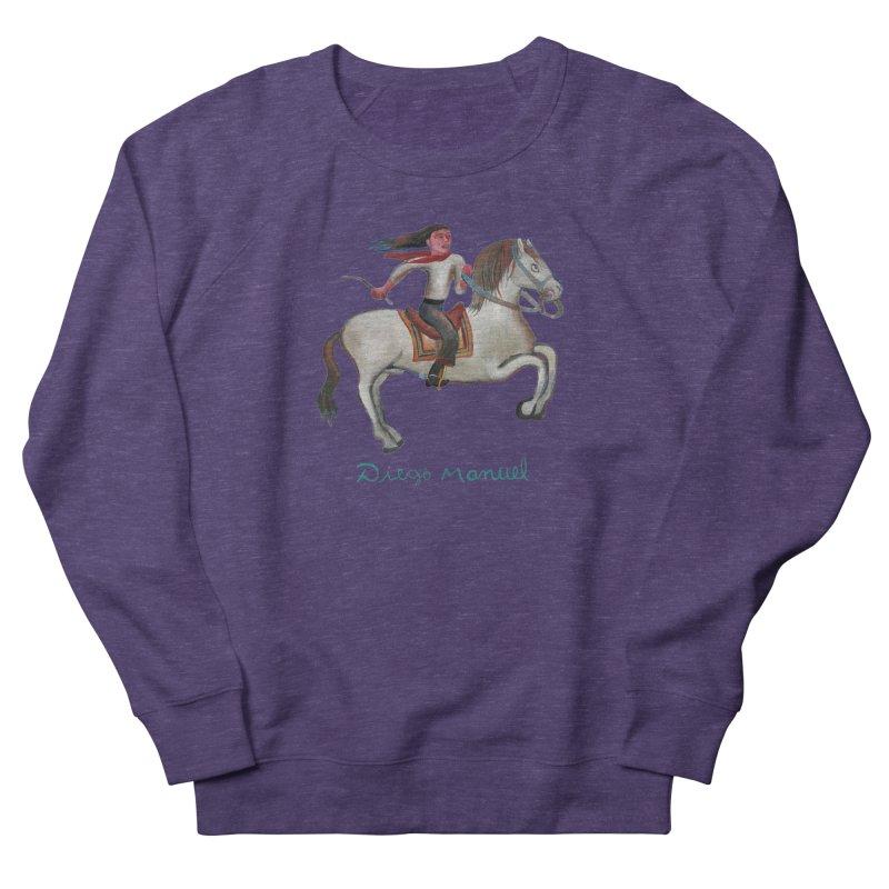 Gaucho rider Men's Sweatshirt by Diego Manuel Rodriguez Artist Shop