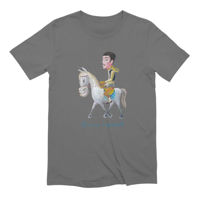 Gaucho Men's T-Shirt by Diego Manuel Rodriguez Artist Shop