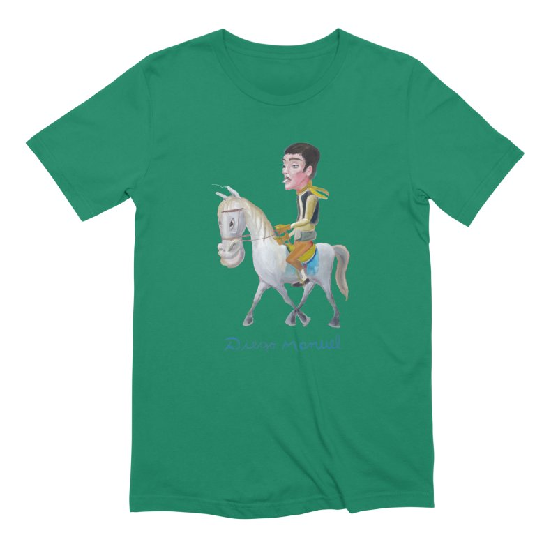 Gaucho Men's Extra Soft T-Shirt by diegomanuel's Artist Shop