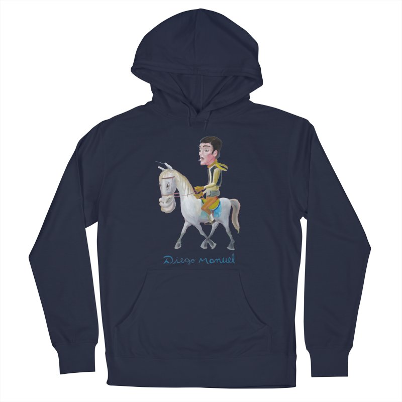 Gaucho Women's French Terry Pullover Hoody by diegomanuel's Artist Shop