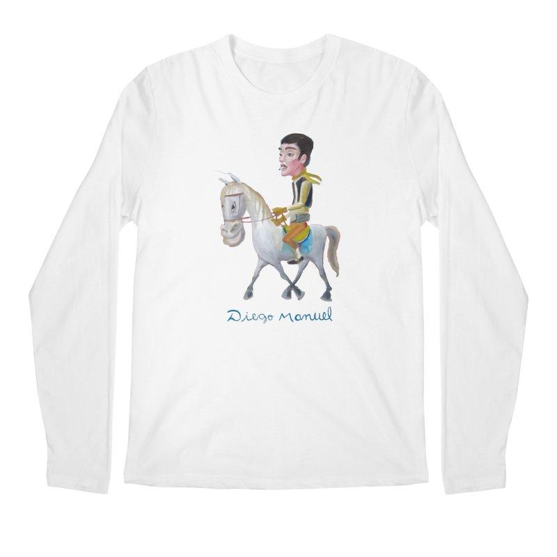 Gaucho Men's Regular Longsleeve T-Shirt by diegomanuel's Artist Shop